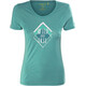 Meru Enköping T-Shirt Women Turkish Tile